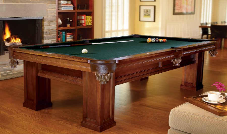 OAKLAND POOL TABLE height 533